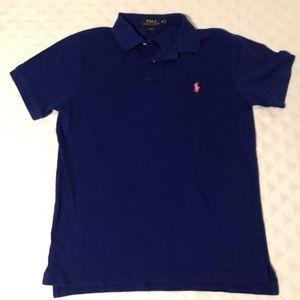 Polo button down t shirt